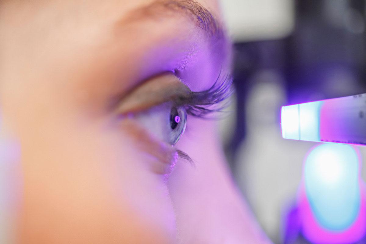 Glaukomvorsorge