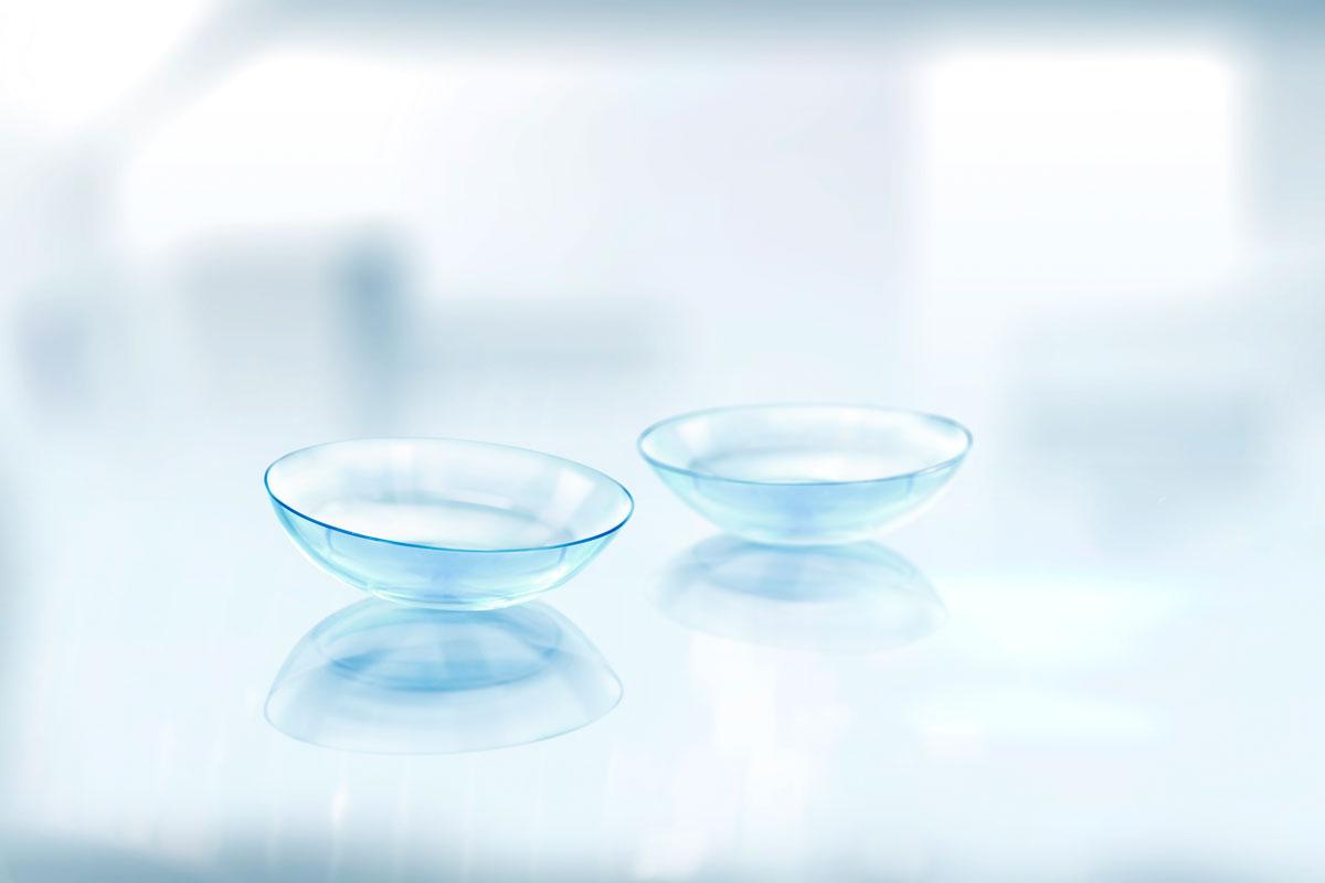 Maßangefertigte Kontaktlinsen Dresden